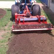 Field Renovation